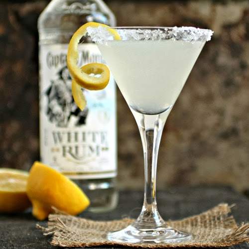 lemon drop daiquiri