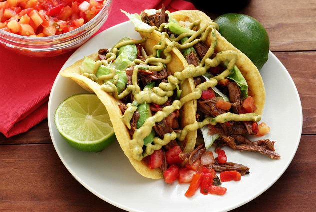 15 Tacos That You Can't Resist - Kitchen Round Up
