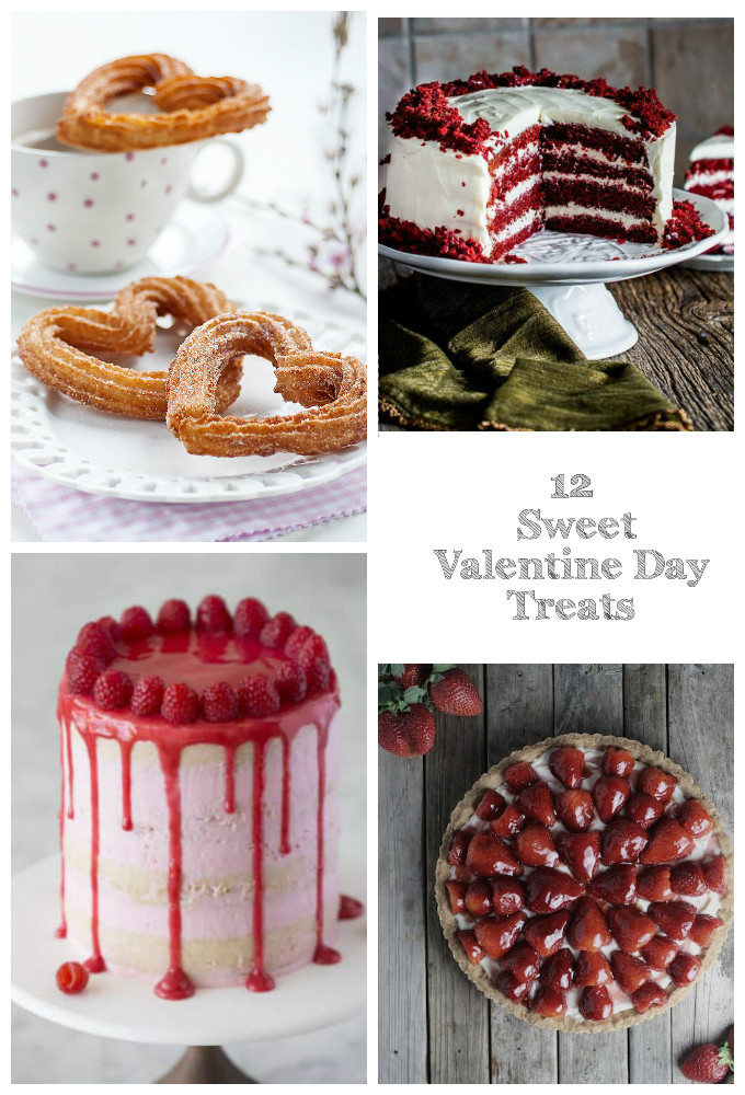12 Sweet Valentine Day Treats