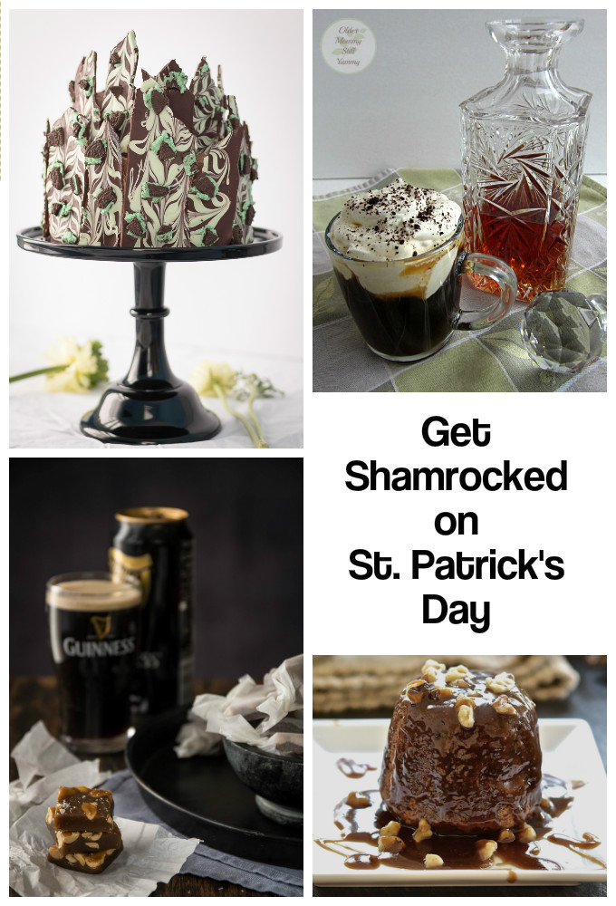 Get Shamrocked on St Patrick's Day