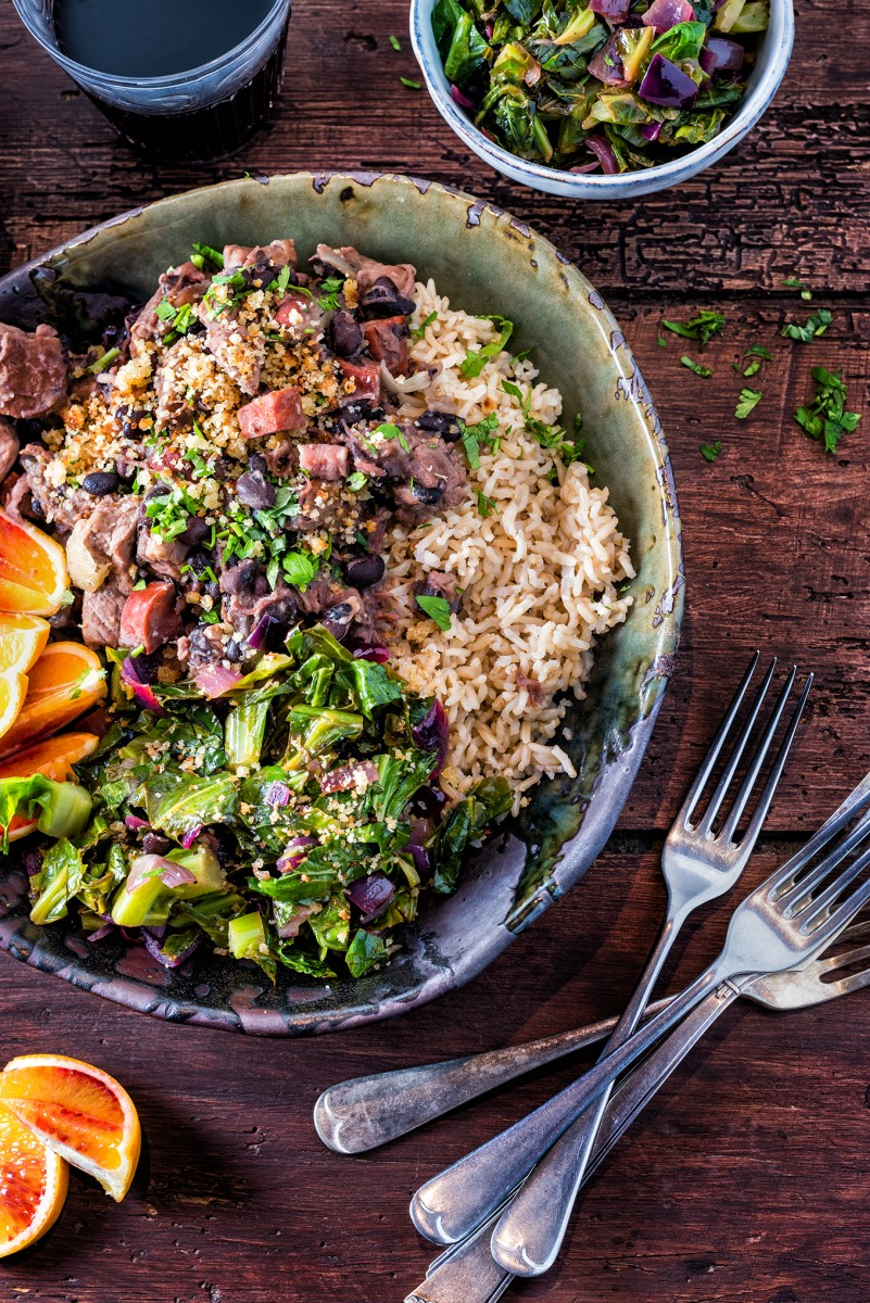 Slow Cooker Brazilian Feijoada Stew