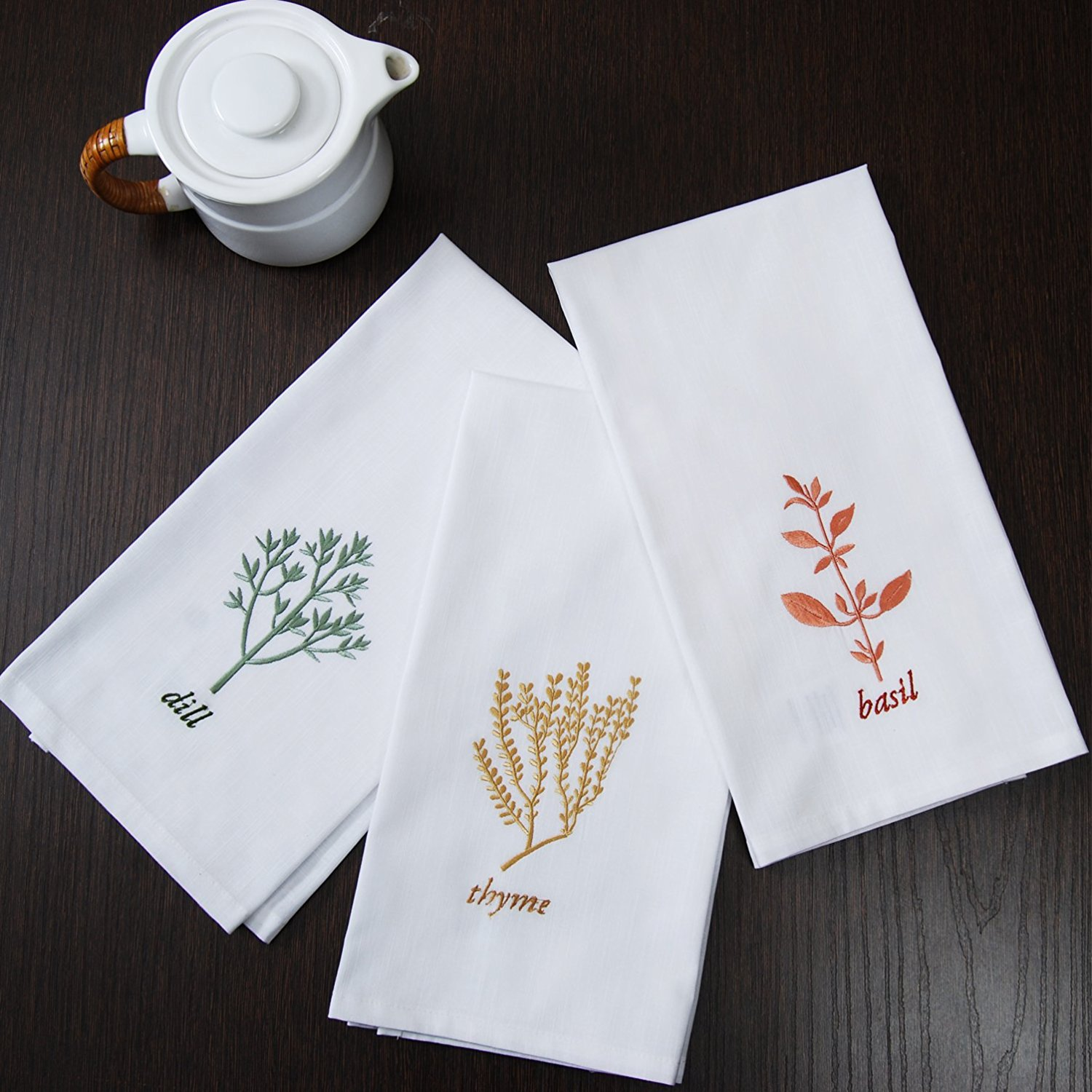 Cambay Decorated Towels