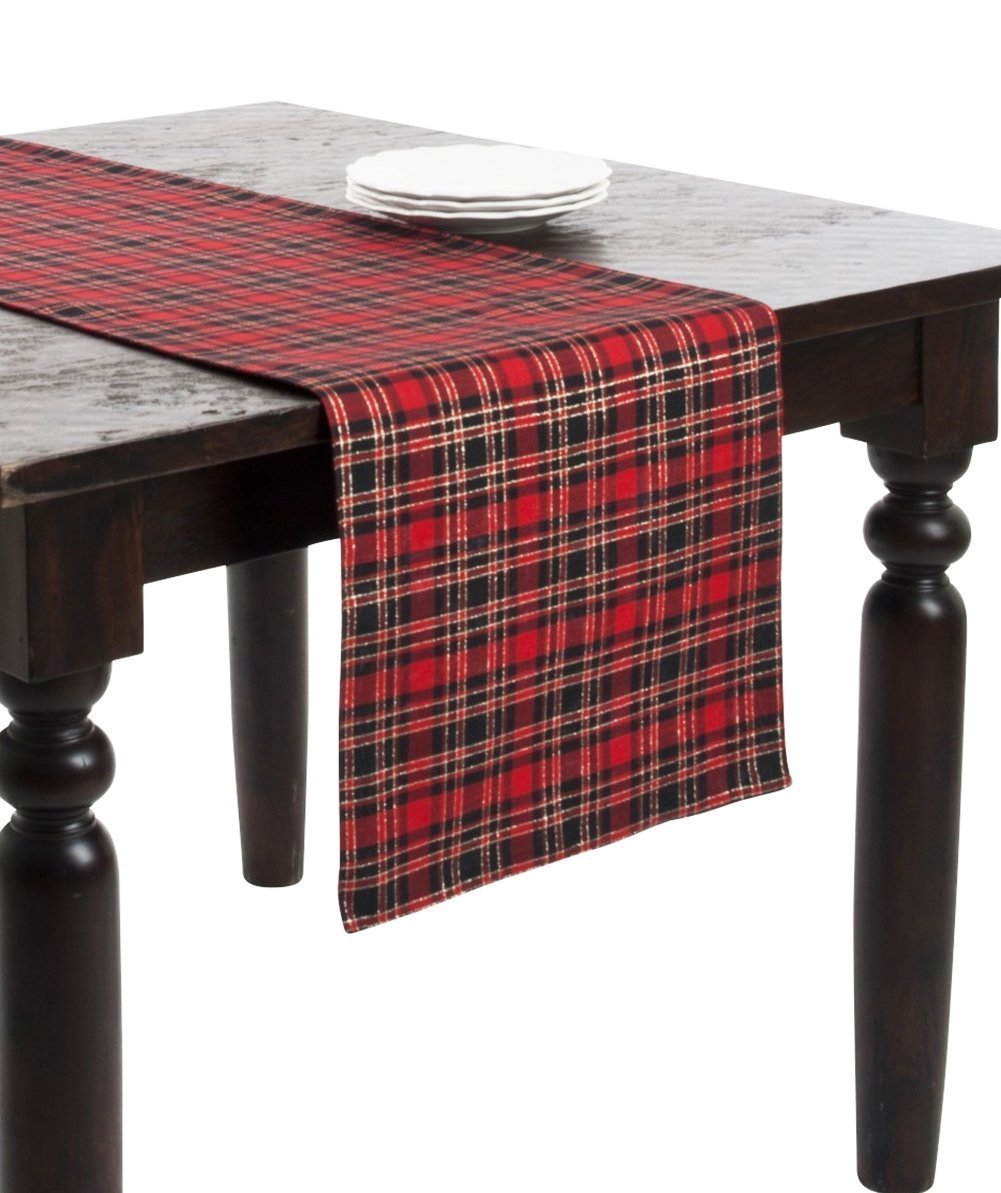 Highland Pattern Table Runner