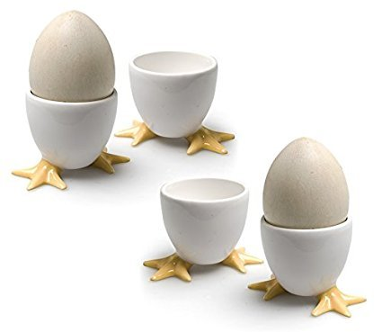 Chicken Feet Egg Cups