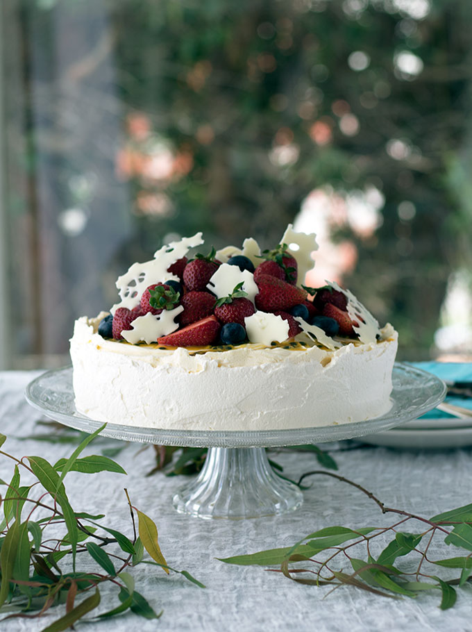 Cheeselova, Cheesecake & Pavlova Love Child